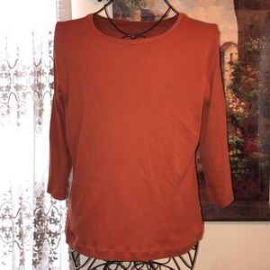 Ann Klein Long Sleeve Shirt